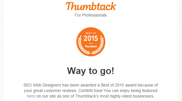 thumbtack-award